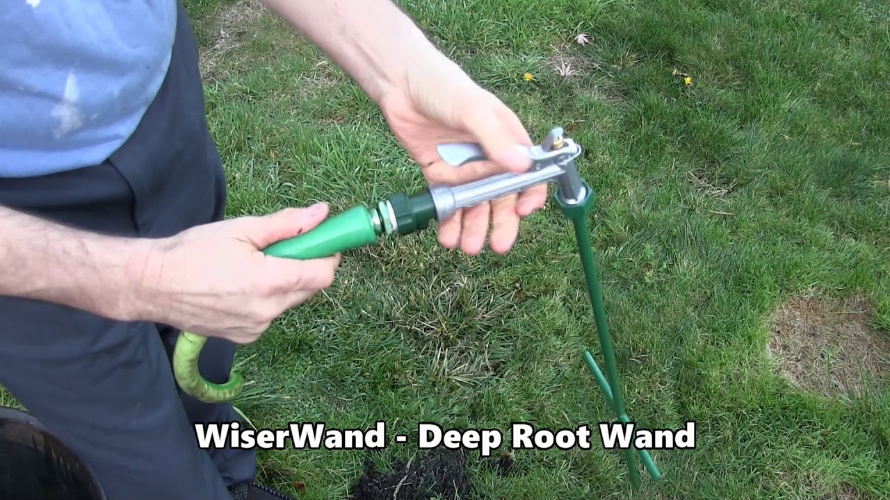Deep Root Watering Wiserwand Vs Yard Butler Ross Feeder Wins By Tko