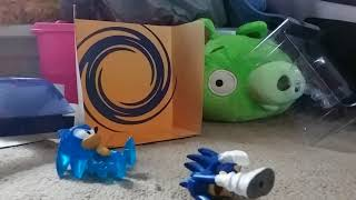 Classic Sonic Tomy unboxing