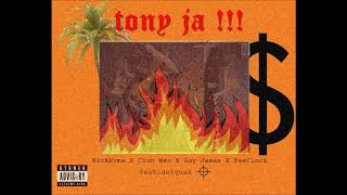 NICKNVME X CHUN WEN X GUY JAMES X PEE CLOCK - TONY JA  [Official Audio]