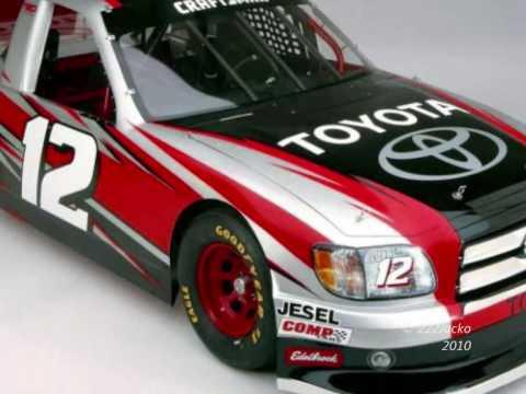 2004 Toyota Tundra Nascar Craftsman Series Truck Youtube