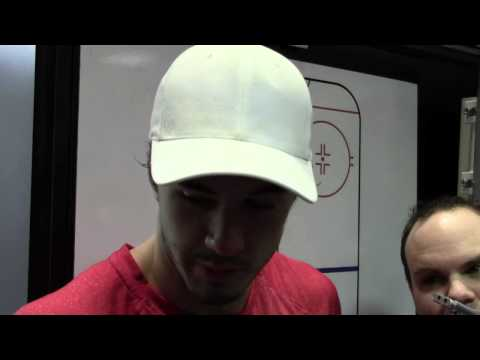 Jonathan Ericsson Red Wings Defenseman