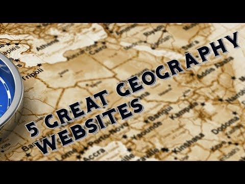 5 Great Websites for Studying Geography Good for Geography Bee