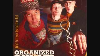 Organized Rhyme - Armadillo Song (1992)