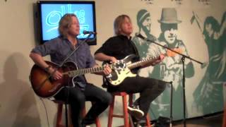 "Matthew & Gunnar Nelson perform ""Just Once More"""
