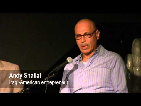 Iraqi American Andy Shallal explains that Iraqis are worse off