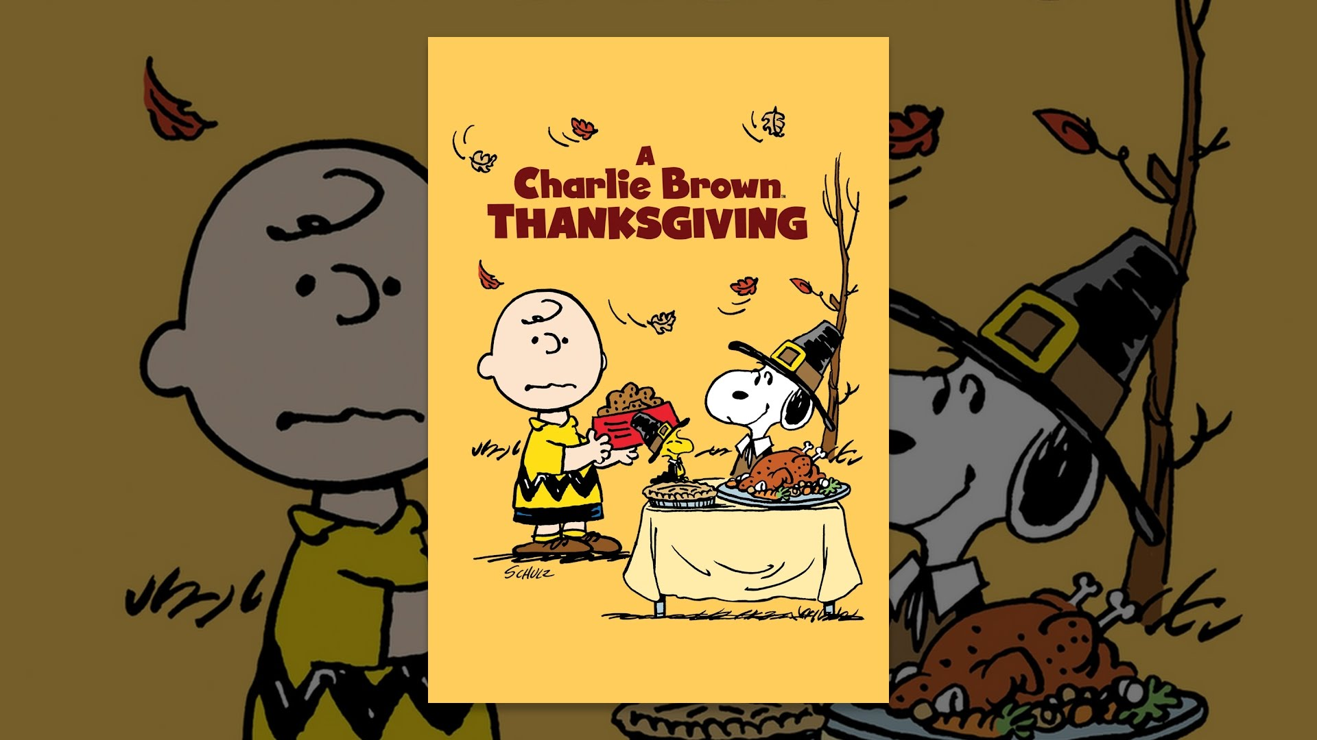 [VIDEO] - A Charlie Brown Thanksgiving (Deluxe Edition) 2