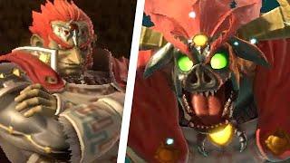 Super Smash Bros Ultimate Ganon Boss Battle