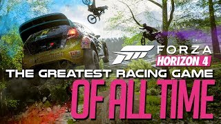 Forza Horizon 4 Review  - Greatest Racing Game Ever Made?!