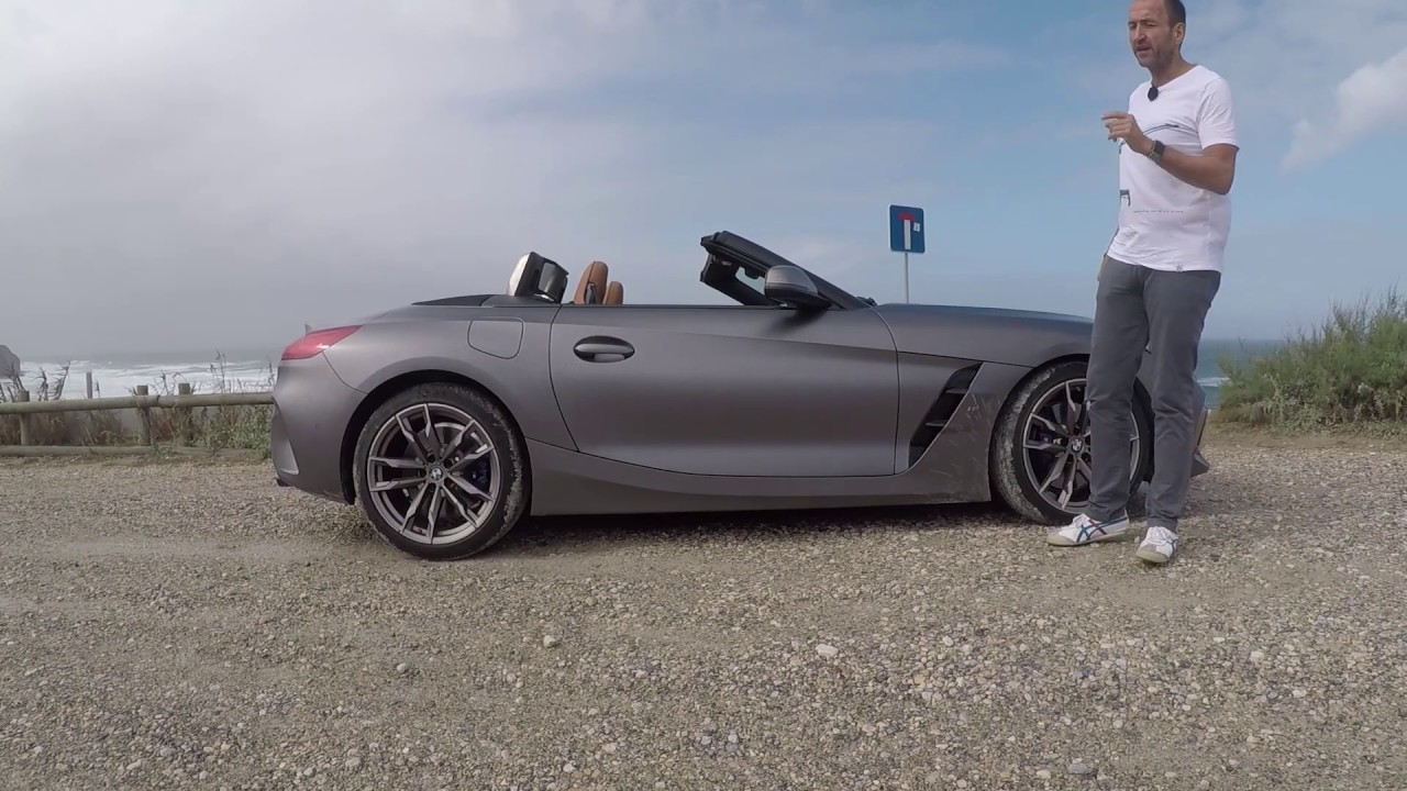 2019 Bmw Z4 First Drive Test Video Review Youtube