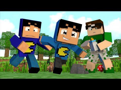 Minecraft: O FILHO DO PAC SUMIU!