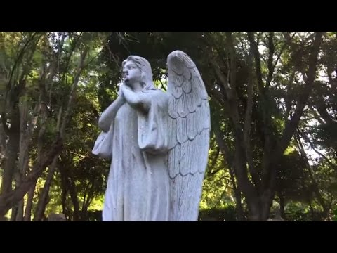 A Haunting Creepy Cemetery Scary SPIRIT Voices Caught on Video Tape