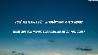 J Balvin, Bad Bunny QUE PRETENDES English Lyrics/Translation