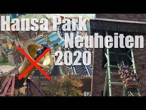 Hansa Park NEUHEITEN
