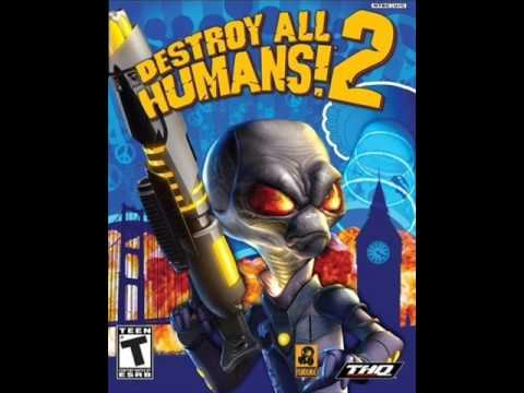 Destroy All Humans! Cheats & Codes *updated