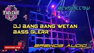 DJ BASS GLERR TERBARU YANG DIPAKAI BREWOG AUDIO UNTUK CEK SOUND