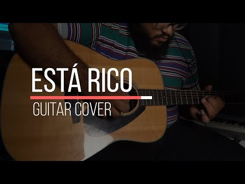 Marc Anthony – Está Rico ft. Will Smith, Bad Bunny (Guitarra Acústica Cover por Stargi)