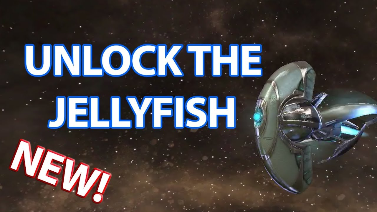 THE JELLYFISH* FINDING THE BLUEPRINTS & DOMINION EVENT (Star