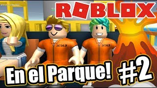 Disaster in the Park Roblox Natural Disaster Roblox Karim Games Play