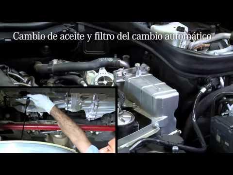 Mercedes-Benz My Service -- Mantenimiento Grande