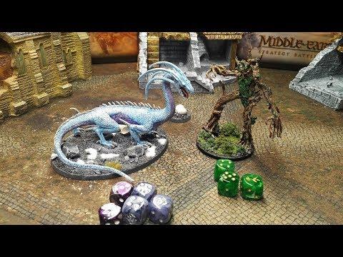 Monster Mash Ep18: Treebeard V Ice Drake Elimination!