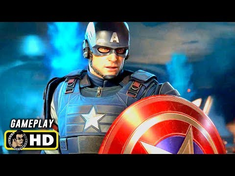 MARVEL'S AVENGERS (2020) Video Game Trailer [HD]