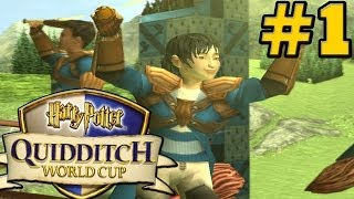 "Dark Plays: Quidditch World Cup [01] - ""Ravenclaw Rules"""
