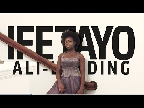 Ifetayo Ali-Landing on NPR's From the Top w/Host Christopher O'Riley