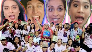 THE BEST YOUTUBE FANFEST EVER!! (Feat. Lilly Singh, Alex Wassabi, LaurDIY...)  LC VLOGS #108