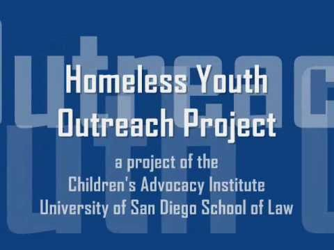 Homeless Youth Outreach Project