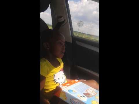 Mbali singing: Zonke - Jik'izinto