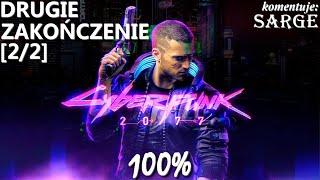 Zagrajmy w Cyberpunk 2077 PL (100%) BONUS #2 - Drugie zakończenie [2/2]