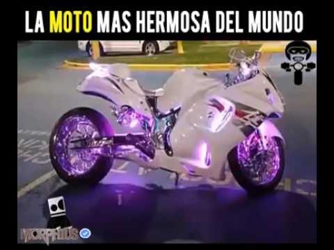 La Moto M S Cara Del Mundo Youtube