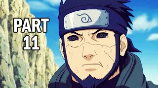 Naruto Shippuden: Ultimate Ninja Storm Revolution Walkthrough Part 11 - Asuma