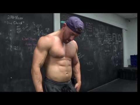 Zachary Gordon Body Transformation