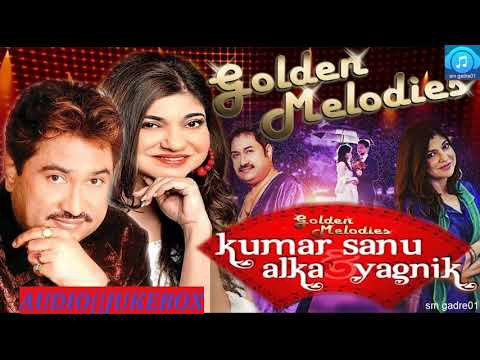 Best of Kumar Sanu & Alka Yagnik Bollywood Hindi Songs Jukebox Songs