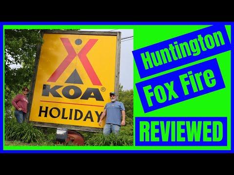 Huntington Fox Fire KOA | Milton, West Virginia Campground | RV Living