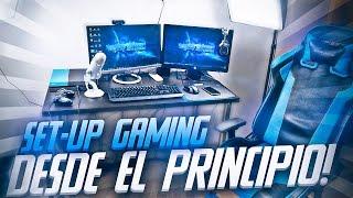 COMO MONTAR UN SET-UP GAMING DESDE EL PRINCIPIO!