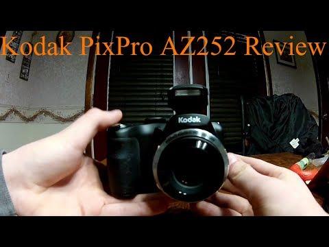 Kodak PixPro AZ252 Review