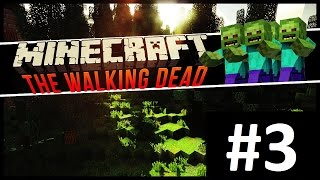 Crafting Dead Origins - FARM TIME - (MC The Walking Dead) S1E3