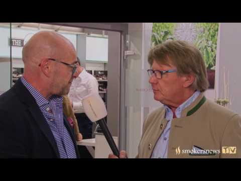 InterTabac 2016 Interview Markus Wirtz (Scandinavian Tobacco Group Deutschland GmbH)