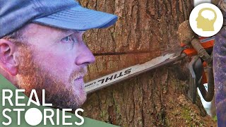 Lumberjack Lives (Man Vs. Nature Documentary) - Real Stories