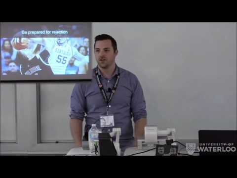 WUNC 2016 - Ryan Denomme, Nicoya Lifesciences