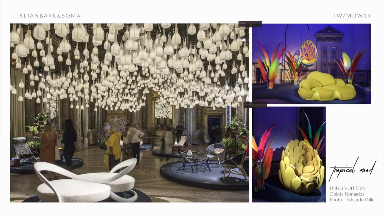 Interior Trends 2020 from Milan Design Week 2019   WEBINAR SNEAK PEEK -  YouTube