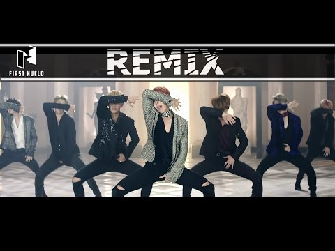 BTS (방탄소년단) - Blood Sweat & Tears (피 땀 눈물) - (First Nuclo Remix) MV [KPOP REMIX]