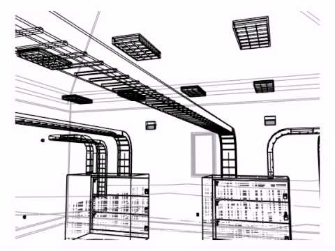 Revit Cable Tray Walkthrough Youtube