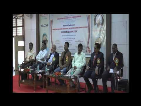 National Conference in Botany –Current Trends in Bio-Sciences, Medicinal Plants_Day-1_Session-1