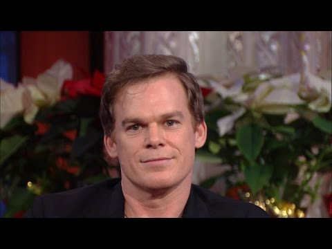 "Michael C. Hall Looks A Lot Like ""Dexter"""
