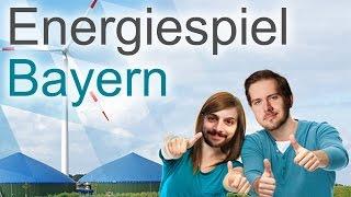 Thumbnail für Trashflash: Energiespiel Bayern - Gameplay zum Spiel des Bayrischen Wirtschaftsministeriums