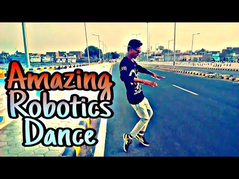 Robotic style By Monu ( Liquid )
