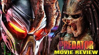 THE PREDATOR 2018 MOVIE REVIEW FIRST IMPRESSIONS ENDING EXPLAINED